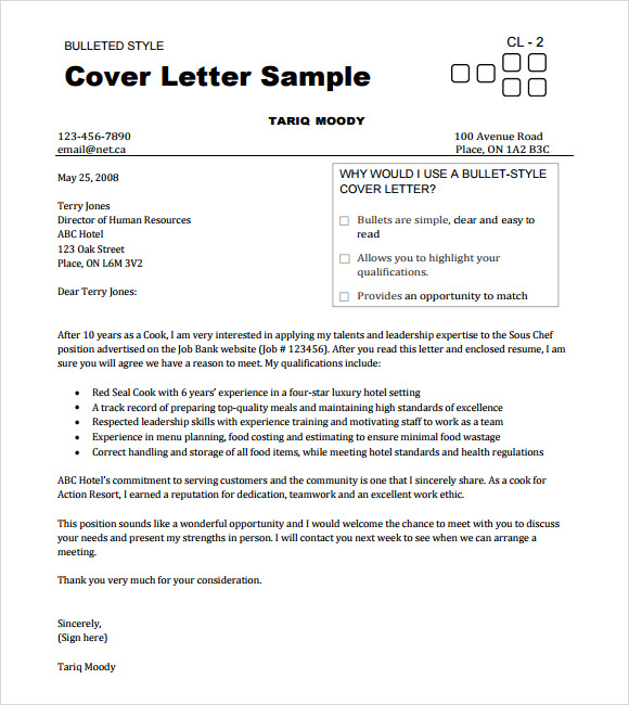 chef cover letters resume example for sous chef chef cover letter