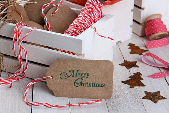 christmas gift tag template