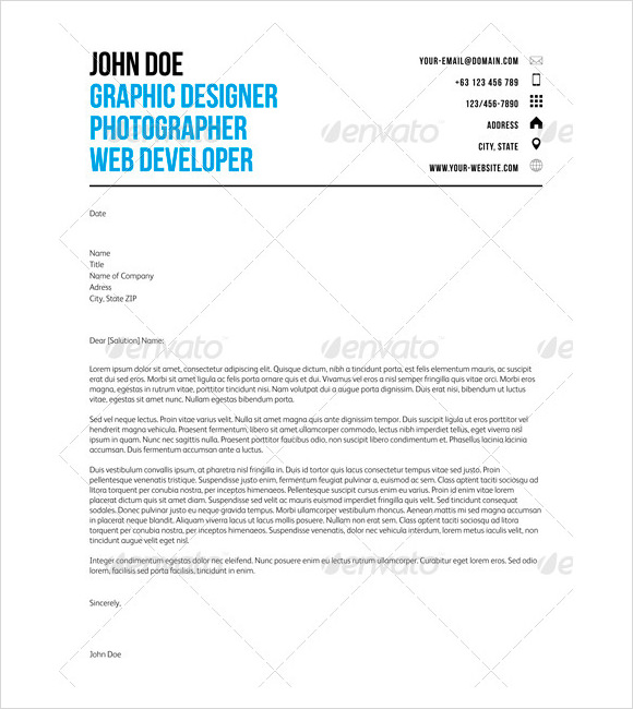8 Chronological Resume Templates