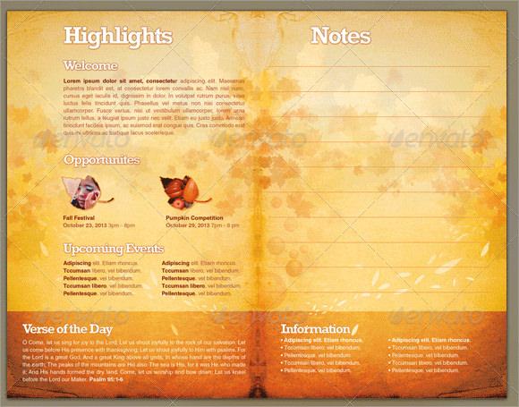 church bulletin templates microsoft publisher