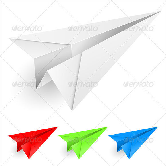 9 Paper Airplane Templates Download Documents In Psd Word