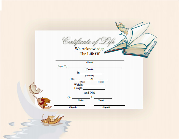 make your own birth certificate free