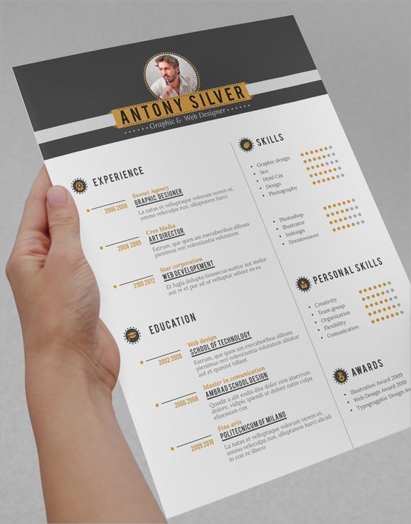 designer cover letter template