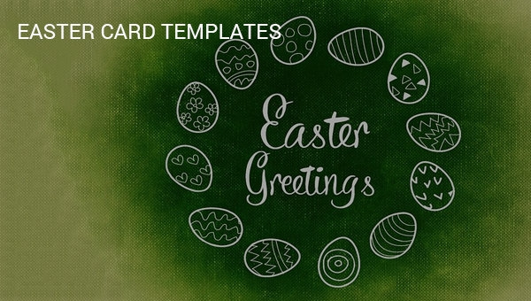 21 beautiful sample easter card templates sample templates 21 beautiful sample easter card templates m4hsunfo