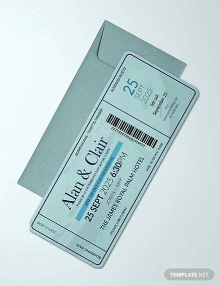 Free 15 Boarding Pass Samples In Pdf Psd Vector Ai Word