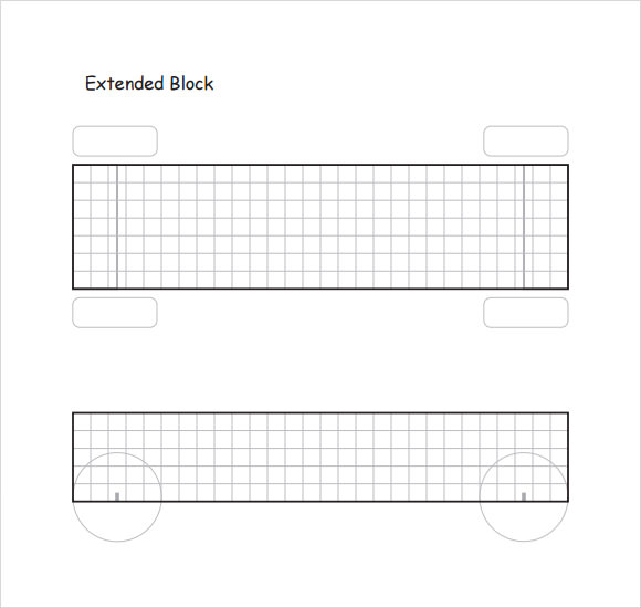 12 sample pinewood derby templates to download sample for Pine wood derby template