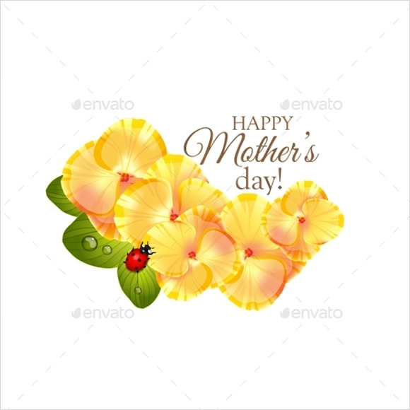 greeting card for mothers day