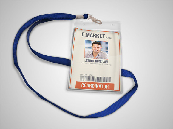 id card template free download