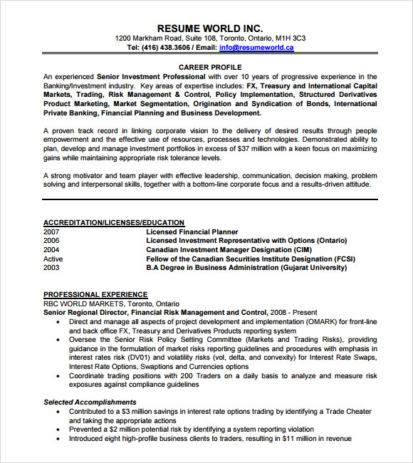 cover letter private banker cover letter private banking greatest resume cv - Investment Banking Resume Template 2