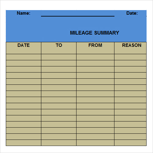 Action Log Template Excel