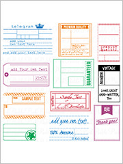 mailing label printing
