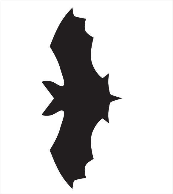 martha stewart bat template