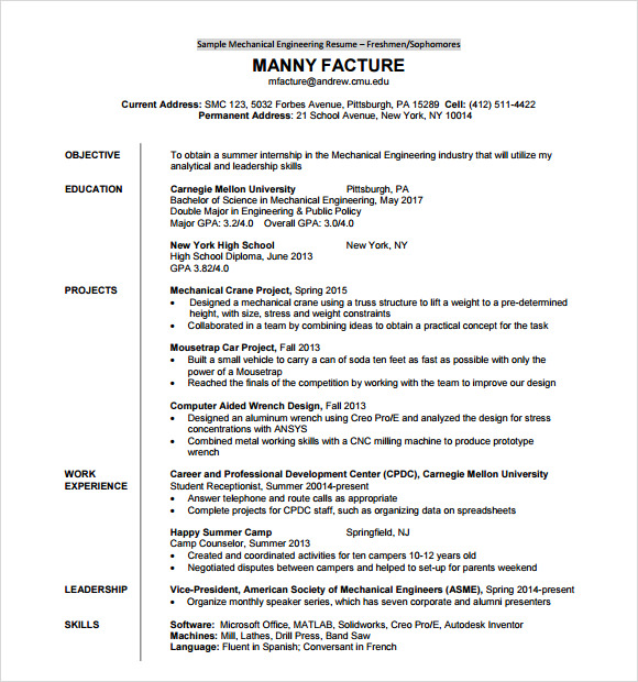 28 civil engineer resume sle pdf army corps of engineers
