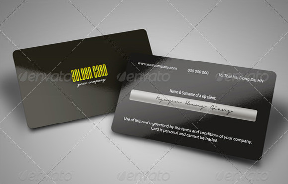 membership cards templates – Membership Cards Templates