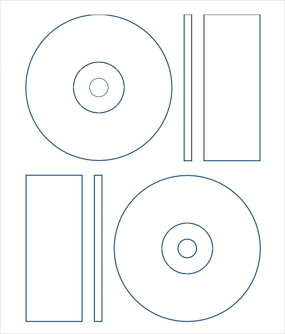 Memorex CD Label Template   8  Download Free Documents in PDF PSD AUuqBrUH