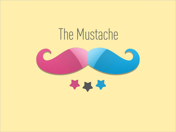 Mustache Template - 9+ Download Documents in PSD | Sample Templates