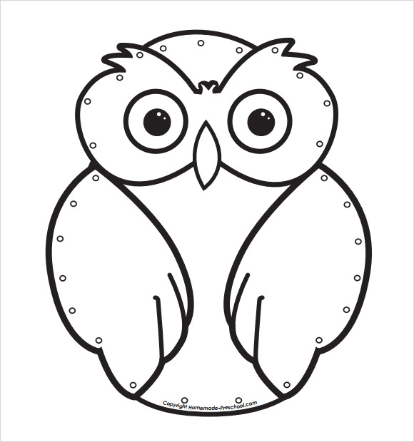 Sample Owl Template - 14+ Documents In Pdf, Psd, Vector