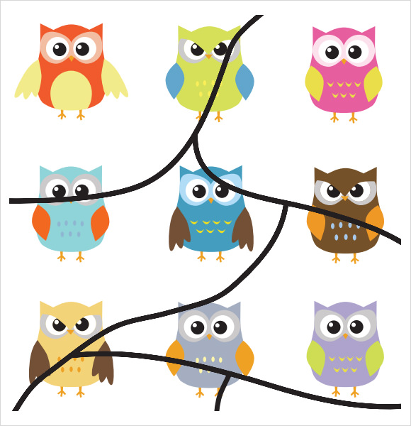 Free 13 Amazing Sample Owl Templates In Pdf Psd Vector