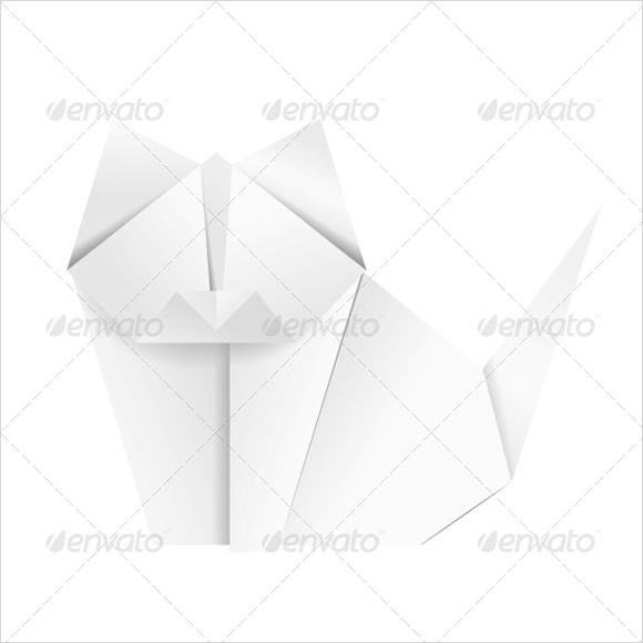 paper craft pet template