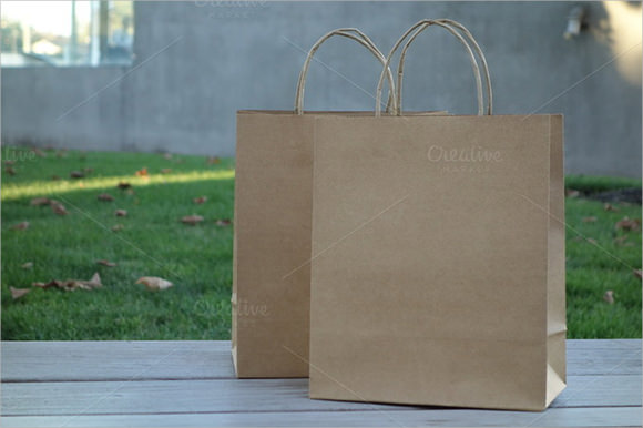paper craft shopping bags