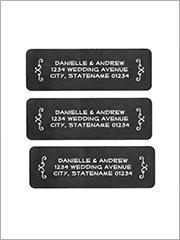 return address label size templates