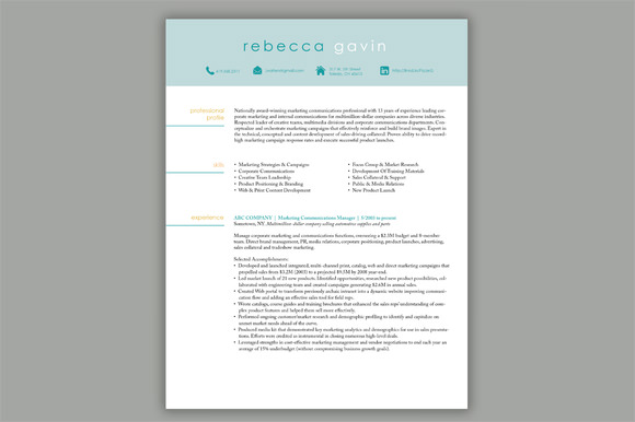 sales sample resume