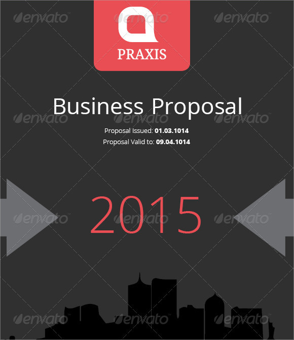 Sample Business Proposal Pdf Free Download Leoncapers