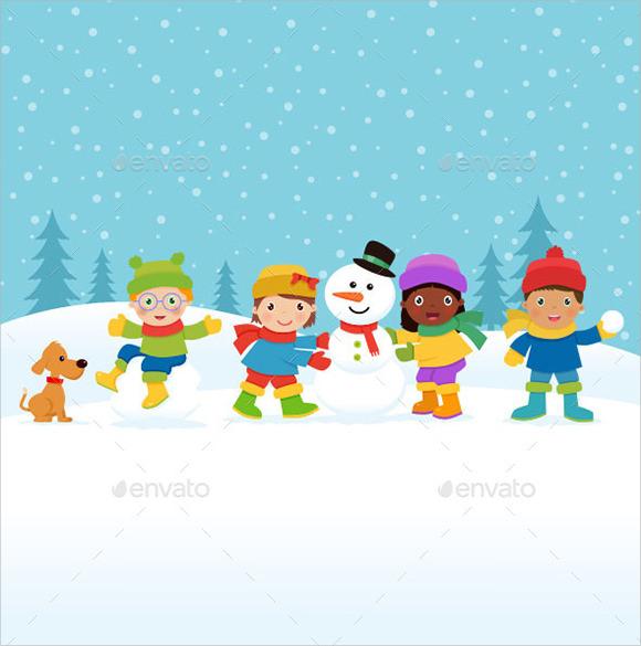 snowman template printable for kids