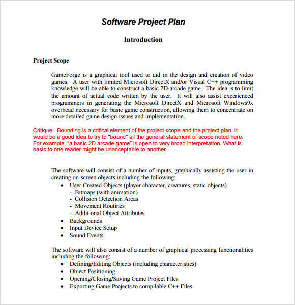 Project Work Plan Template Excel - How to write a project plan template