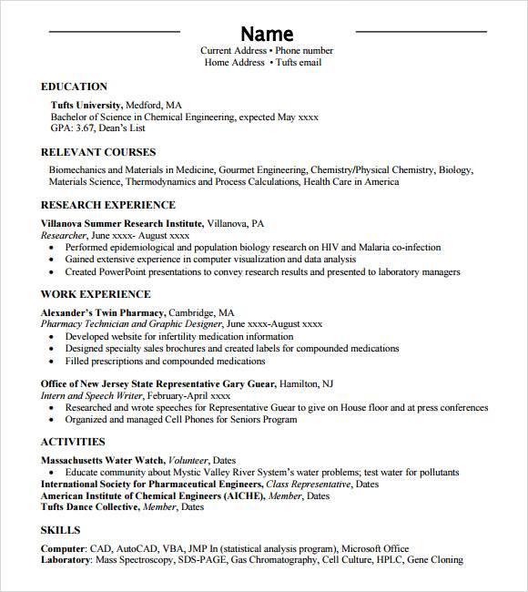 Resume Format Account Executive Best Example