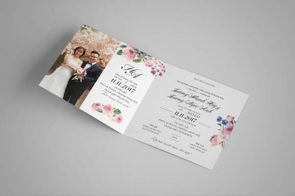 wedding card template1