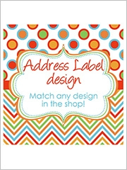 address labels template sample