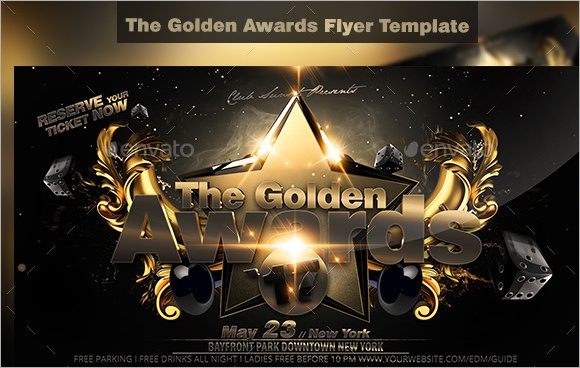 9 Award Templates - Download Documents in PDF , PSD , Vector