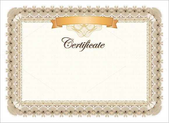 9 Award Templates PSD PDF – Award Template