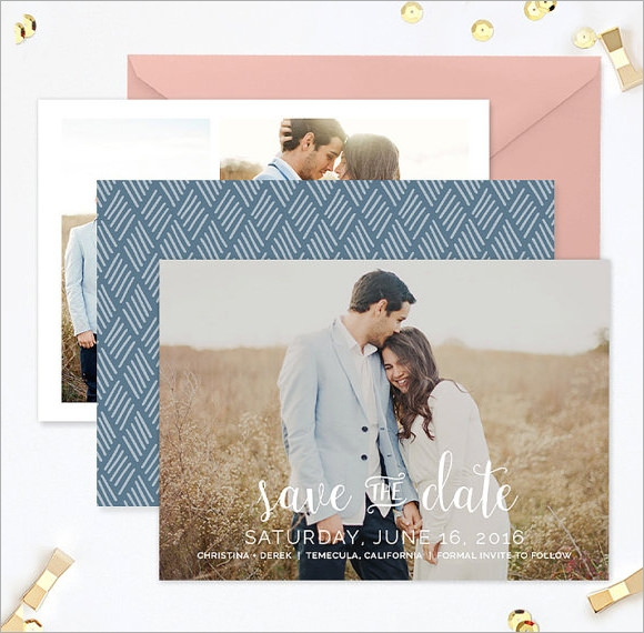 diy save the date template