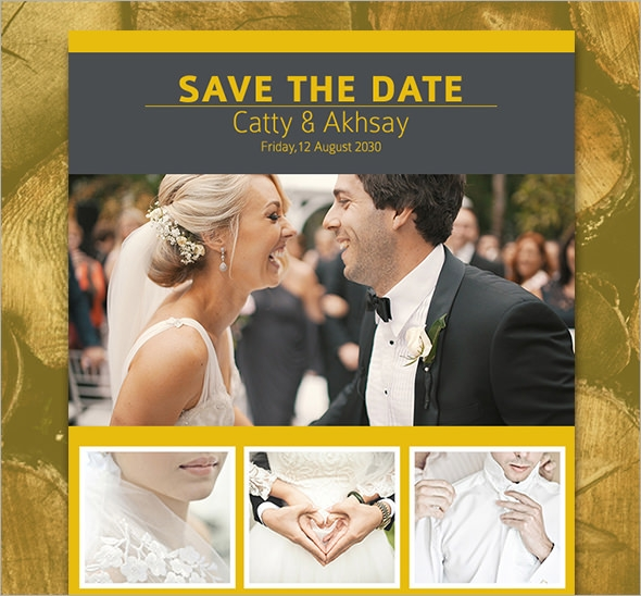 email save the date template