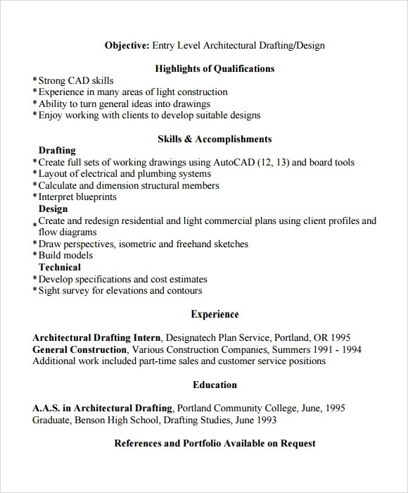 Resume Templates Pdf. Attractive Resume Templates Free