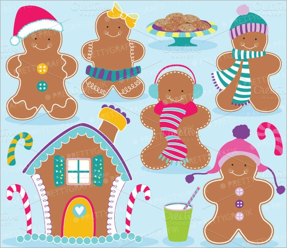 sample gingerbread man