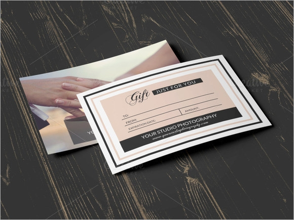 Photography gift certificate template 12 download documents in sample photography gift certificate yadclub Gallery