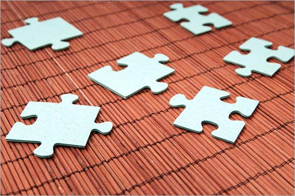 sample piece puzzle template