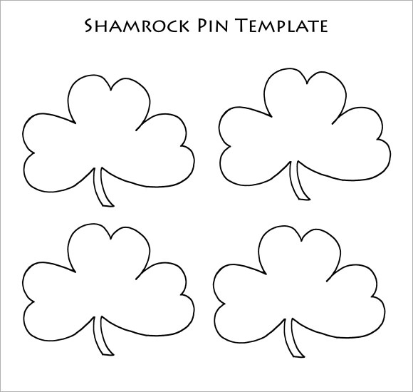 Sample Shamrock  Documents In Pdf Word