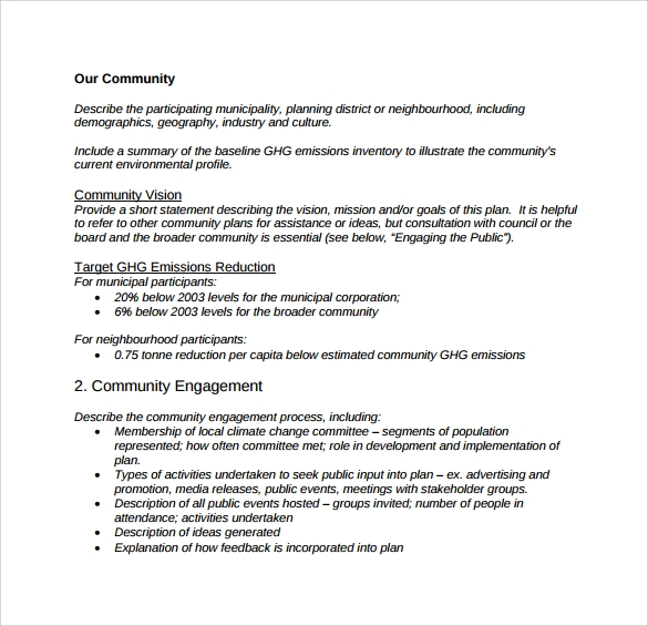 action plan template download