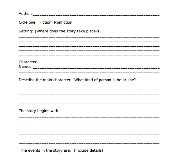 Custom written book reports