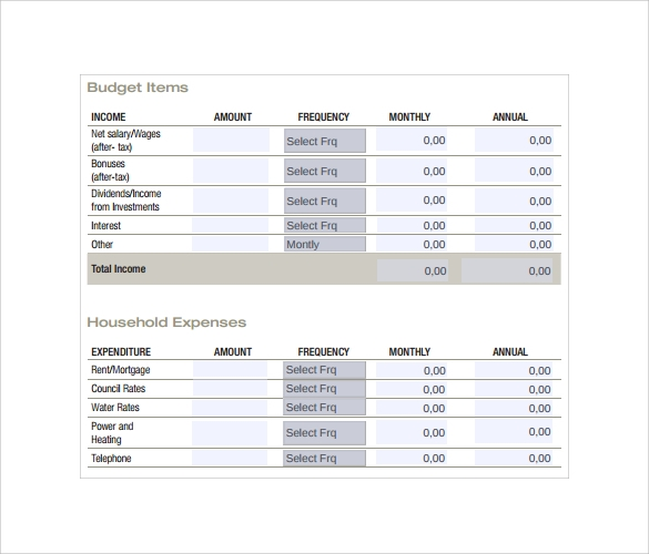 budget planner calculator1