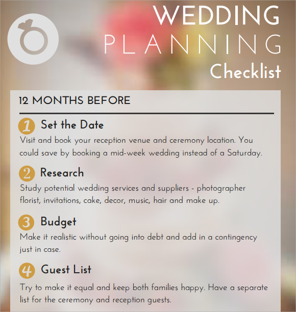 wedding planning checklist free1