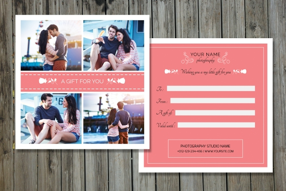 holiday gift certificate template1