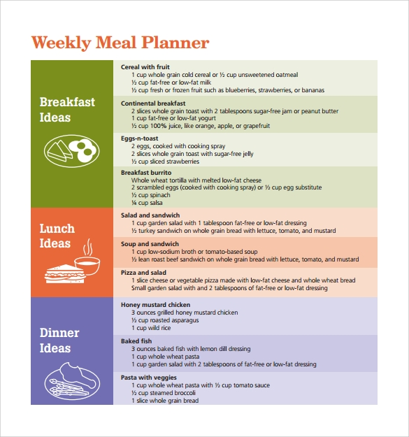 meal planning for free