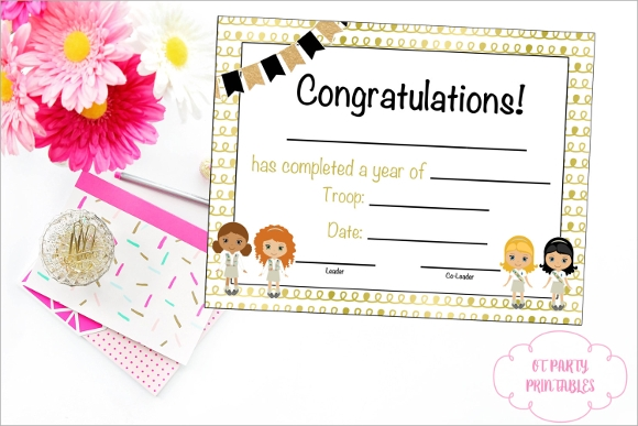 certificate of completion template for kids1