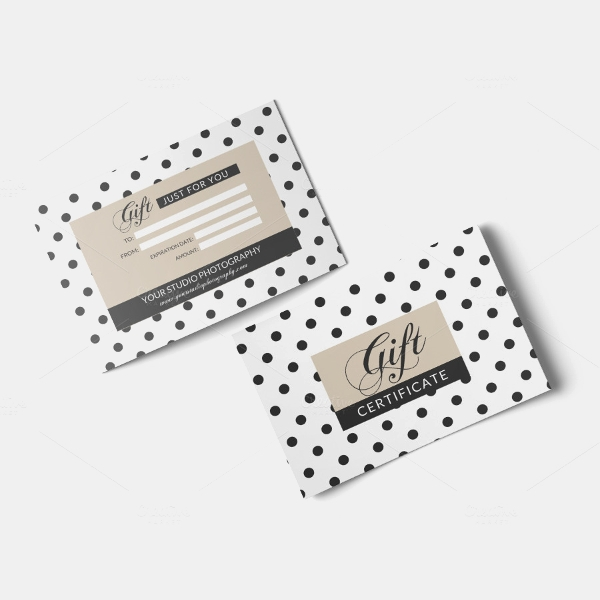 special gift card template