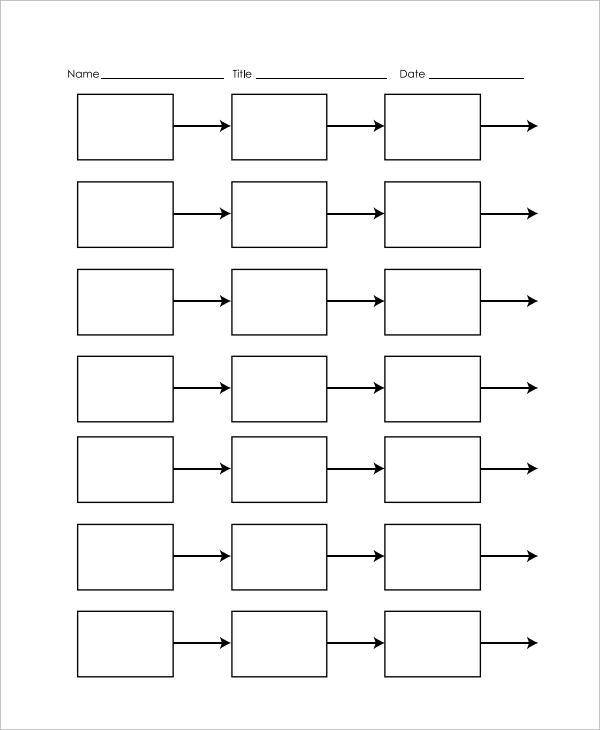 Doc585585 Sample Timeline Template for Kid 7 Timeline – Sample Timeline Template for Kid